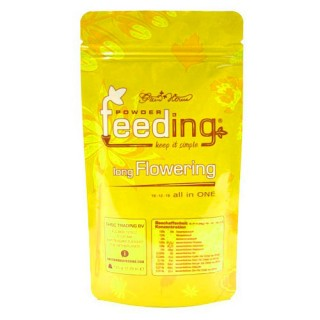 Удобрение Long Flowering Green House Powder Feeding