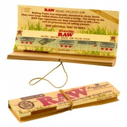 Бумага для курения Raw с фильтрами