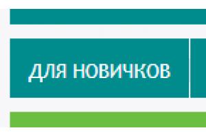 Реализована удобная навигация по сайту