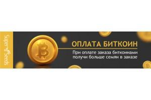 Больше семян с Bitcoin!