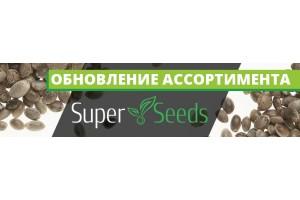Обновление ассортимента Super Seeds